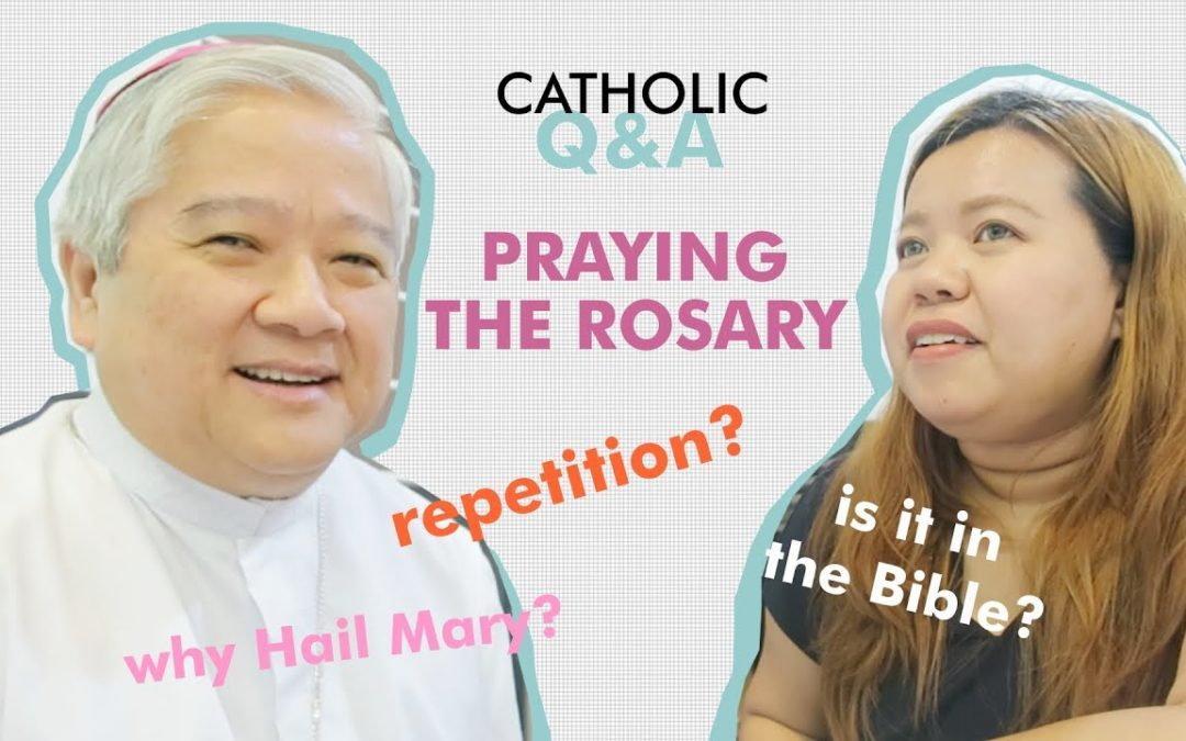 The Rosary | Repetition in Prayer? Is it in the Bible?